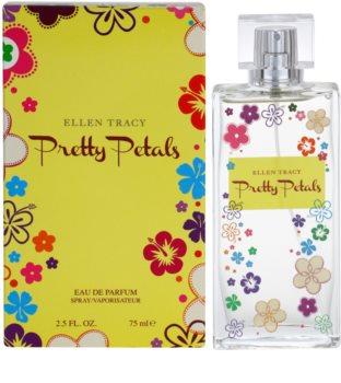 Ellen Tracy Petals eau de parfum per donna 75 ml