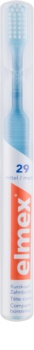 Elmex Caries Protection 29 οδοντόβουρτσα με ίσια ίνα και κοντή κεφαλή μέτριο