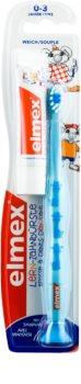 Elmex Caries Protection Kids zubná kefka pre deti soft + mini pasta