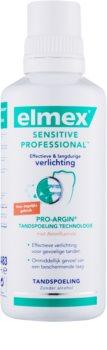 Elmex Sensitive Professional рідина для полоскання  рота для чутливих зубів