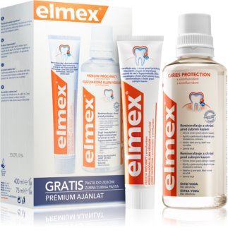 Elmex Caries Protection coffret I.