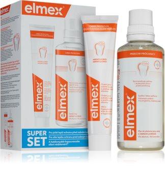 Elmex Caries Protection козметичен пакет  I.