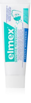Elmex Sensitive Professional Gentle Whitening Whitening Toothpaste For Sensitive Teeth