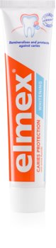 Elmex Caries Protection Whitening dentifricio sbiancante al fluoro