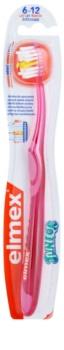 Elmex Caries Protection zubní kartáček junior soft