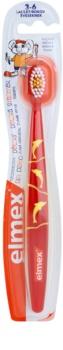 Elmex Caries Protection escova de dentes para crianças soft