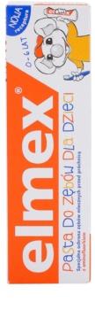 Elmex Caries Protection dentifrice pour enfant