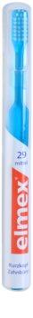 Elmex Caries Protection brosse à dents poils droits et tête courte medium