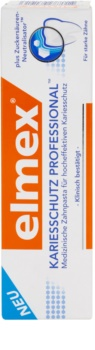 Elmex Caries Protection pasta do zębów do niezwykle efektywnej ochrony przed próchnicą