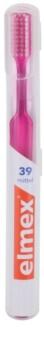 Elmex Caries Protection szczoteczka do zębów z równym włosiem medium
