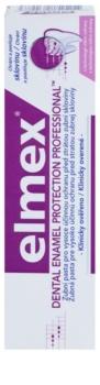 Elmex Erosion Protection Pasta de dentes para o fortalecimento e proteção do esmalte