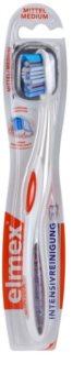 Elmex Intensive Cleaning Toothbrush Medium