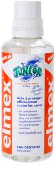 Elmex Junior 6-12 Years Mouthwash For Kids