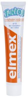 Elmex Junior 6-12 Years dentifricio per bambini