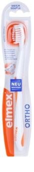 Elmex Ortho escova de dentes soft