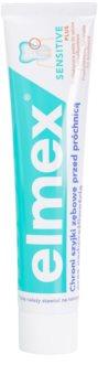 Elmex Sensitive Plus dentífrico para dentes sensíveis