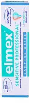 Elmex Sensitive Professional dentifrice pour dents sensibles effet blancheur