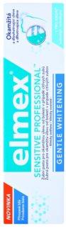 Elmex Sensitive Professional bleichende Zahnpasta zur sofortigen Schmerzstillung bei empfindlichen Zähnen