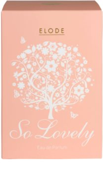 Elode So Lovely Eau de Parfum für Damen 100 ml