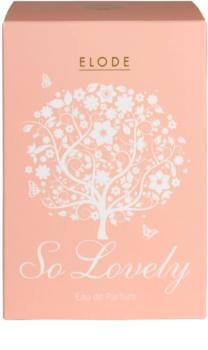 Elode So Lovely Eau de Parfum voor Vrouwen  100 ml