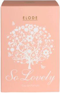Elode So Lovely parfumska voda za ženske 100 ml