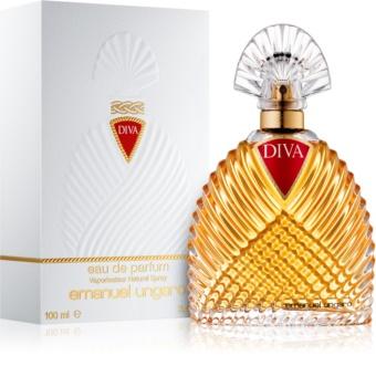 Emanuel Ungaro Diva Eau de Parfum para mulheres 100 ml