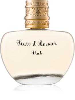 Emanuel Ungaro Fruit d'Amour Pink Eau de Toilette für Damen 100 ml