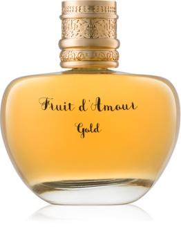 Emanuel Ungaro Fruit d'Amour Gold Eau de Toilette für Damen 100 ml