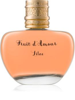 Emanuel Ungaro Fruit d'Amour Lilac eau de toilette pentru femei 100 ml