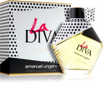 Emanuel Ungaro La Diva woda perfumowana dla kobiet 50 ml