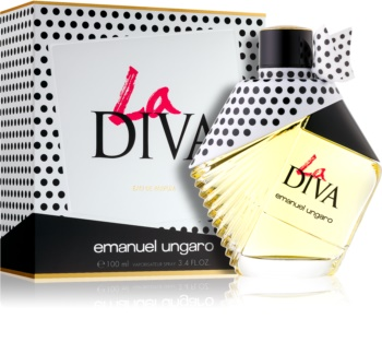 Emanuel Ungaro La Diva Parfumovaná voda pre ženy 100 ml
