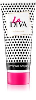 Emanuel Ungaro La Diva Duschgel für Damen 200 ml