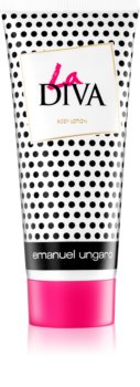 Emanuel Ungaro La Diva Body Lotion for Women 200 ml
