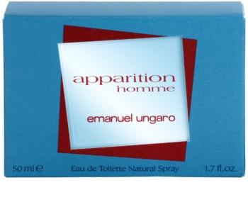 Emanuel Ungaro Apparition Homme Eau de Toilette voor Mannen 50 ml