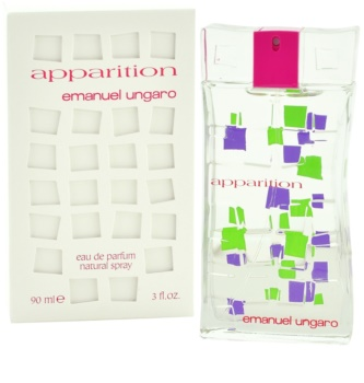 Emanuel Ungaro Apparition eau de parfum per donna 90 ml