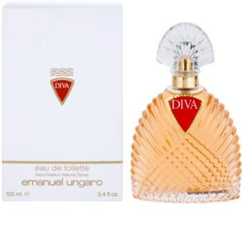 Emanuel Ungaro Diva Eau de Toilette for Women 100 ml