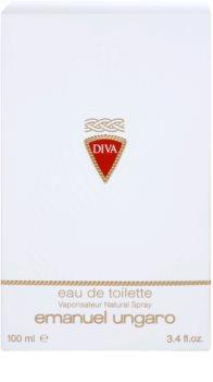 Emanuel Ungaro Diva eau de toilette para mujer 100 ml