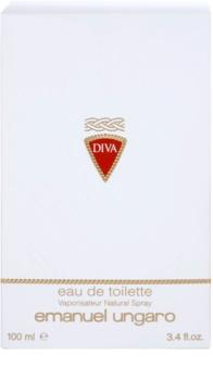 Emanuel Ungaro Diva eau de toilette per donna 100 ml