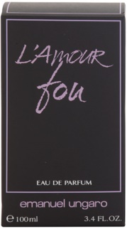 Emanuel Ungaro L'Amour Fou eau de parfum nőknek 100 ml
