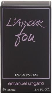 Emanuel Ungaro L'Amour Fou woda perfumowana dla kobiet 100 ml