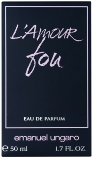Emanuel Ungaro L'Amour Fou Eau de Parfum for Women 50 ml