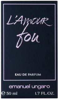 Emanuel Ungaro L'Amour Fou Parfumovaná voda pre ženy 50 ml