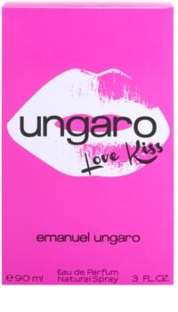 Emanuel Ungaro Ungaro Love Kiss Parfumovaná voda pre ženy 90 ml