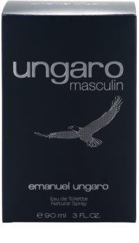 Emanuel Ungaro Ungaro Masculin Eau de Toilette Für Herren 90 ml