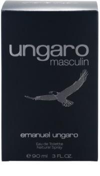 Emanuel Ungaro Ungaro Masculin toaletna voda za moške 90 ml