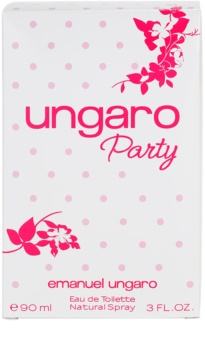 Emanuel Ungaro Ungaro Party Eau de Toilette for Women 90 ml