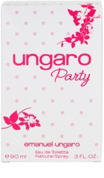 Emanuel Ungaro Ungaro Party eau de toilette pour femme 90 ml