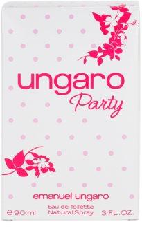 Emanuel Ungaro Ungaro Party woda toaletowa dla kobiet 90 ml