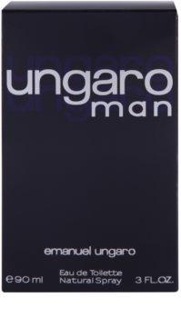 Emanuel Ungaro Ungaro Man toaletní voda pro muže 90 ml