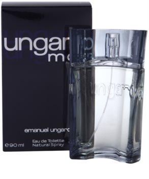 Emanuel Ungaro Ungaro Man Eau de Toilette für Herren 90 ml
